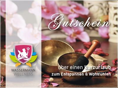 Gutschein Wassermann Beratung & Entspannung